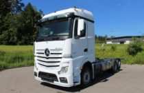 Mercedes-Benz Actros 2545 6x2*4 Chassis-Kabine