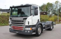 2014 Scania P 410 LB Chassis Kabine 4x2